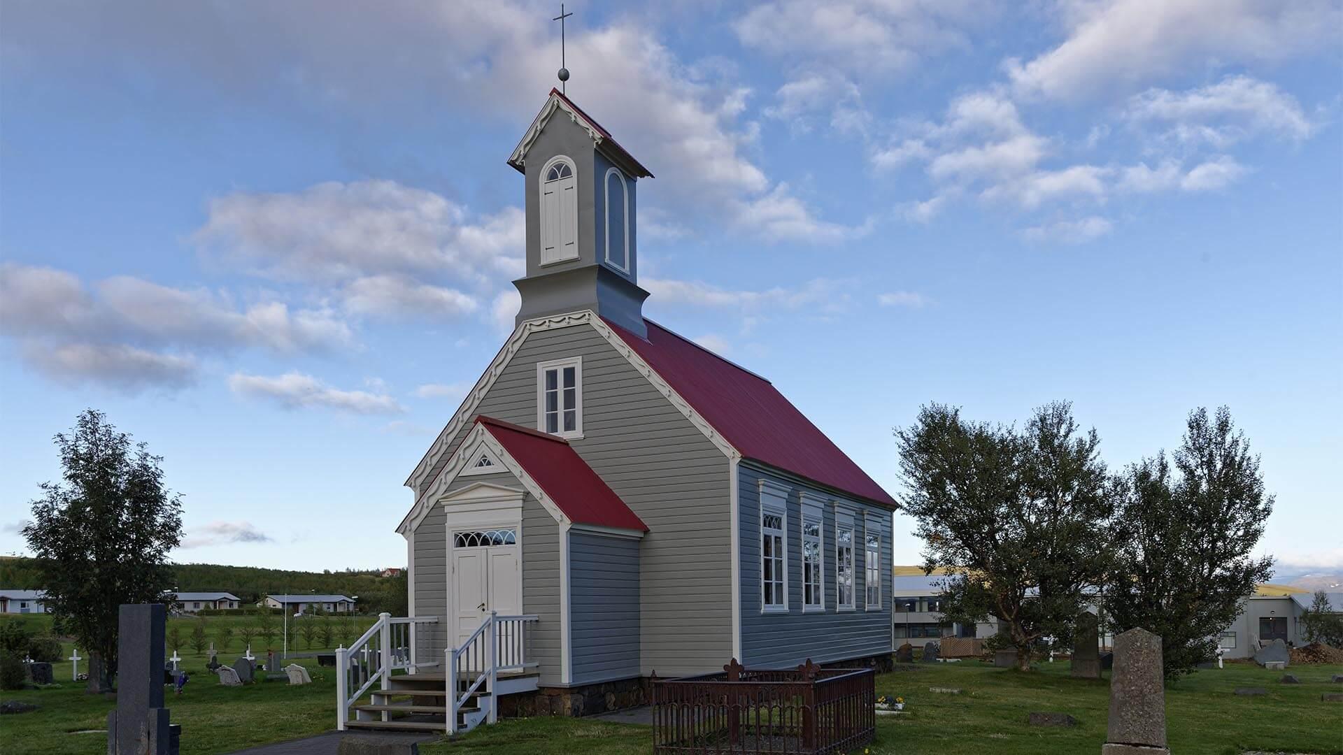 Kerk van Reykholt